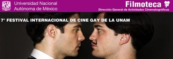 Banner del sitio de la Filmoteca de la UNAM