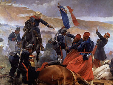 the details of the 1862 battle of la batalla de puebla