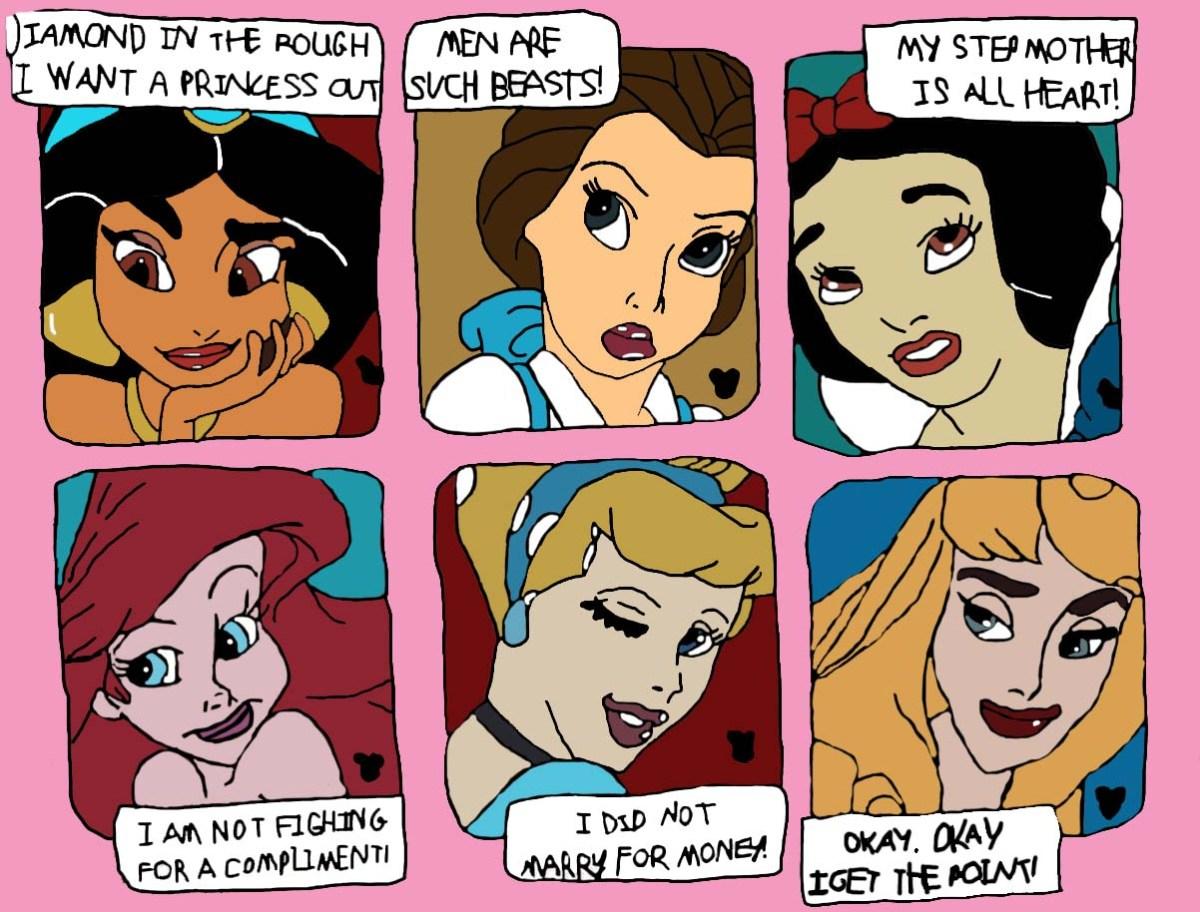 Un Disney Machista