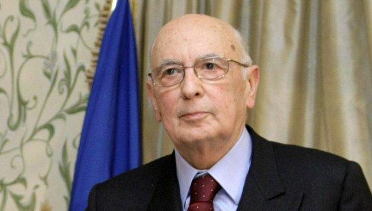 Giorgio Napolitano/ Fuente: Ria Novosti