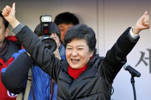 Park Geun-hye/ Fuente: Al Jazeera