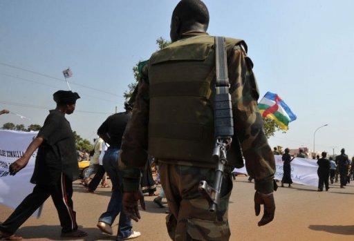 coalición Seleka/ Fuente: RNW