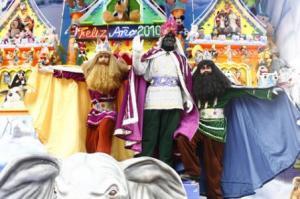 Los Reyes de la Alameda pronto podrán ser conocidos como los Reyes de la Acera