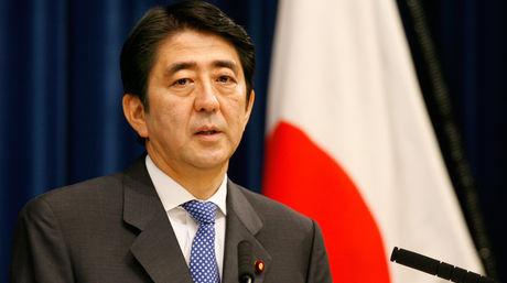 Shinzo Abe/ Fuente: El Nacional