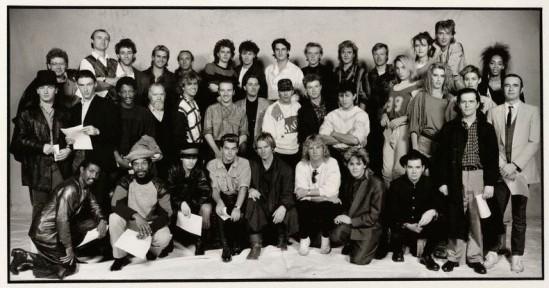 Band Aid, 1984.