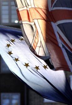 Reino Unido y la UE/ Fuente: Página 12