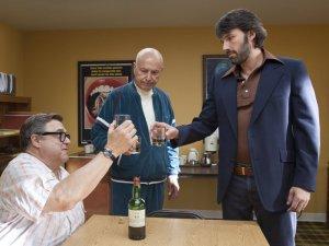 """""""Argo"""" podría brindar con champaña la noche del domingo."""