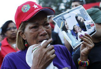 Chavista/ Fuente: El País