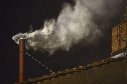 Fumata blanca/ Fuente: El País