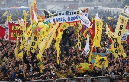 Kurdos/ Fuente: Al Jazeera