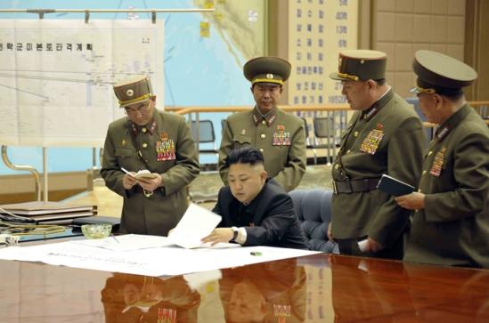 Kim Jong-un/ Fuente: Al Jazeera