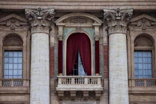 Balcón de San Pedro/ Fuente: Milenio