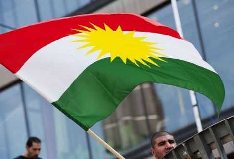 Bandera kurda/ Fuente: Prensa Libre