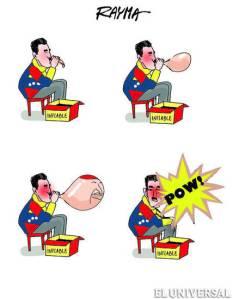 Cortesía: Rayma. El Universal (Venezuela)
