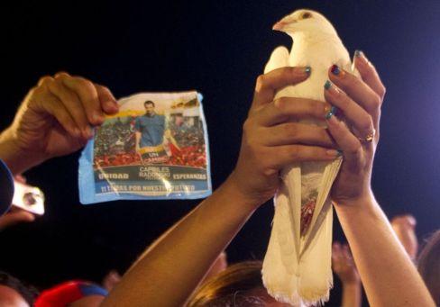Simpatizantes de Capriles/ Fuente: El País