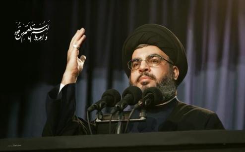 Hassan Nasrallah/ Fuente: Islamic Invitation Turkey
