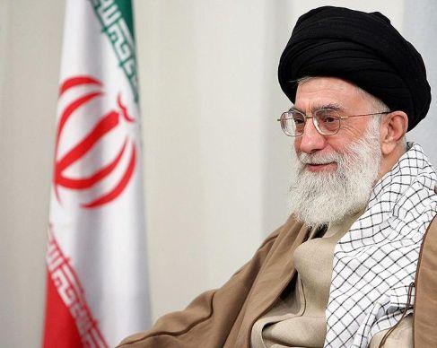 Ayatollah Ali Khamenei/ Fuente: Borderlessnewsandviews
