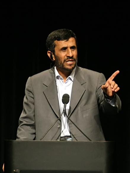 Ahmadinejad/ Fuente: Commons Wikimedia